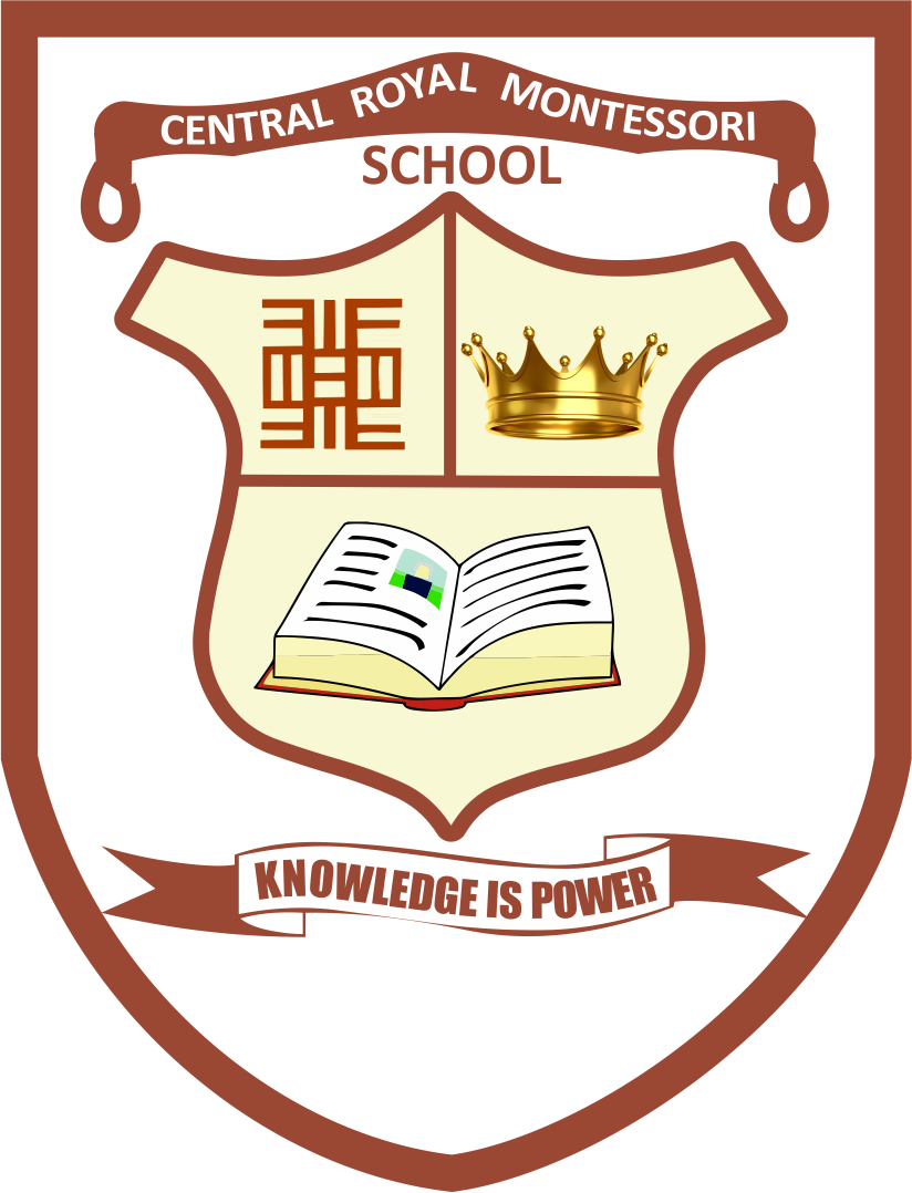 CENTRAL ROYAL MONTESSORI SCHOOL Logo
